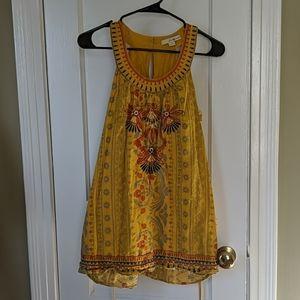 Boho tribal dress